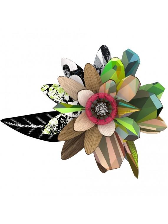 Miho fiore decorativo -ray of light