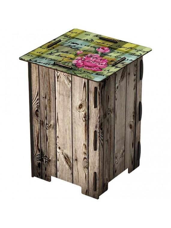 Miho sgabello tavolino - chattering roses