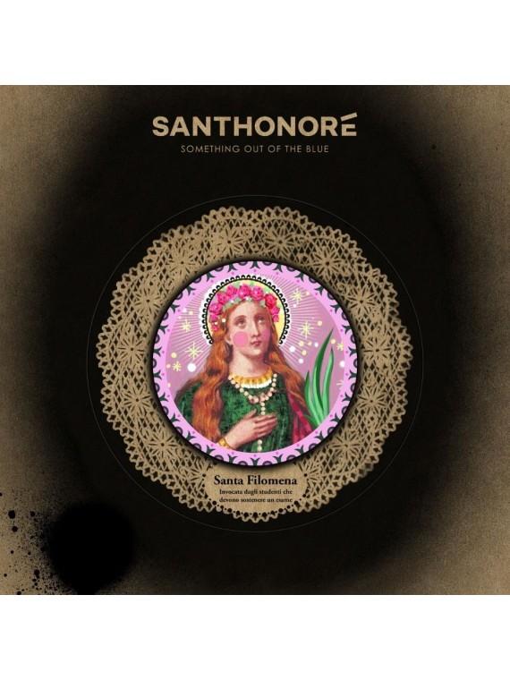 Santhonore pop icon - santa filomena