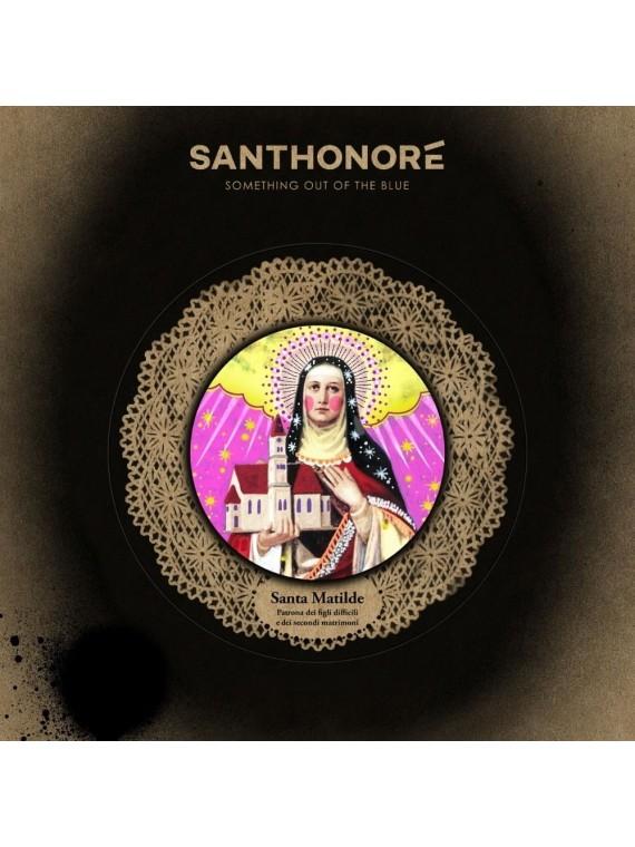 Santhonore pop icon - santa matilde