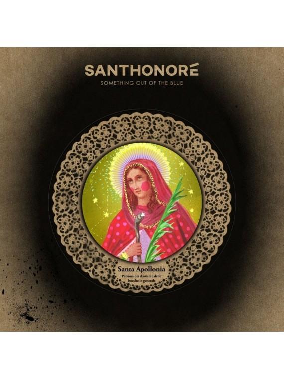Santhonore pop icon - santa apollonia