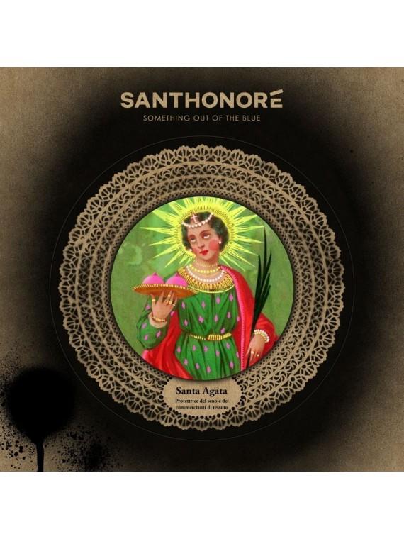 Santhonore pop icon - santa agata