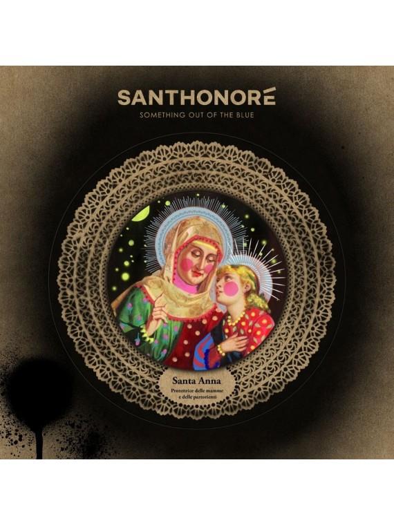 Santhonore pop icon - santa anna