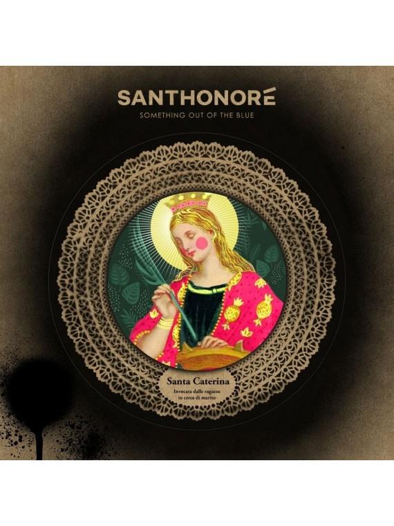 Santhonore pop icon - santa caterina
