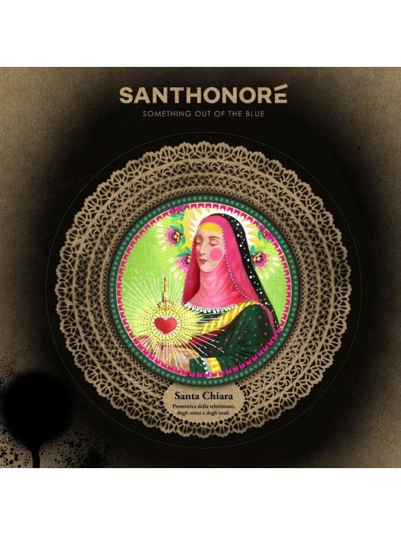 Santhonore pop icon - santa chiara