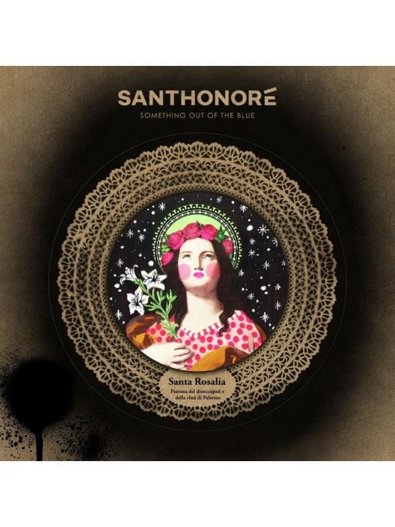 Santhonore pop icon - santa rosalia