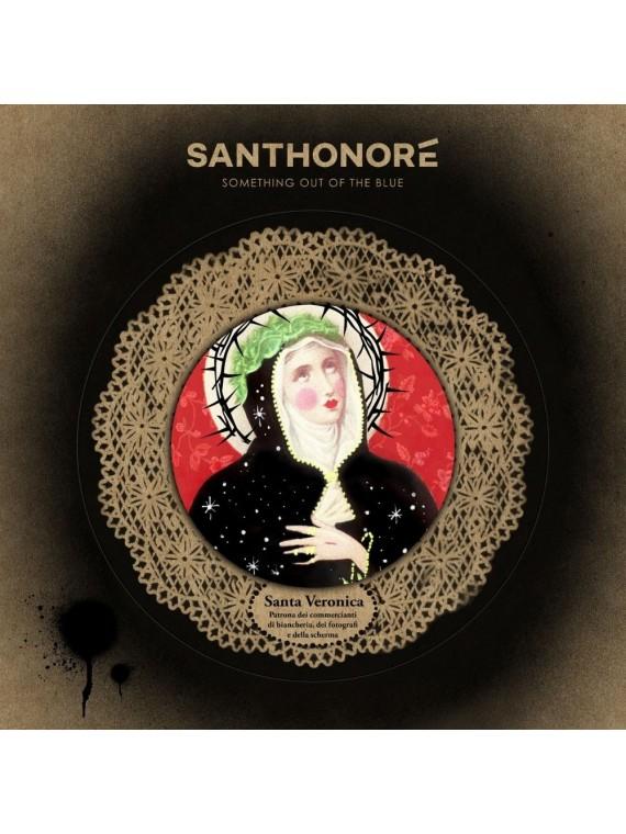 Santhonore pop icon - santa veronica