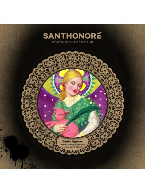 Santhonore pop icon - santa agnese