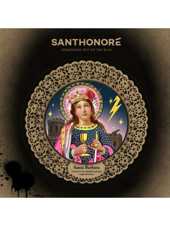 Santhonore pop icon - santa barbara