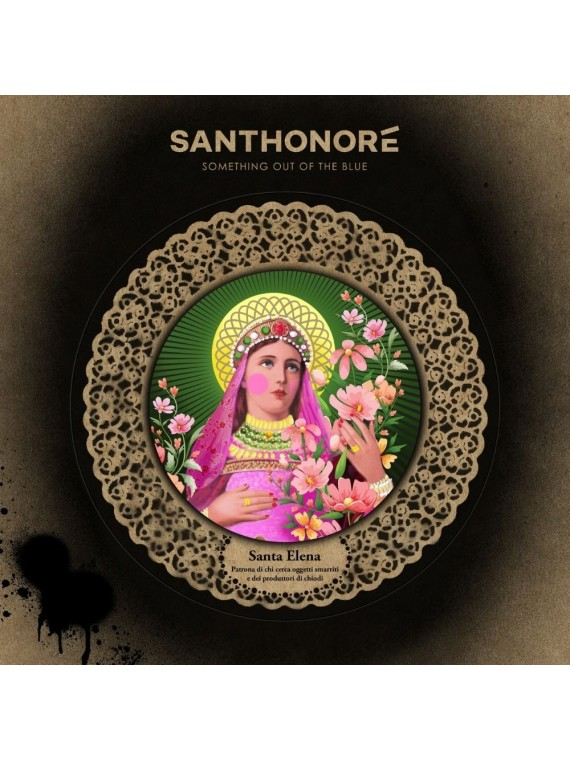 Santhonore pop icon - santa elena