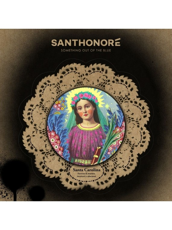 Santhonore pop icon - santa carolina