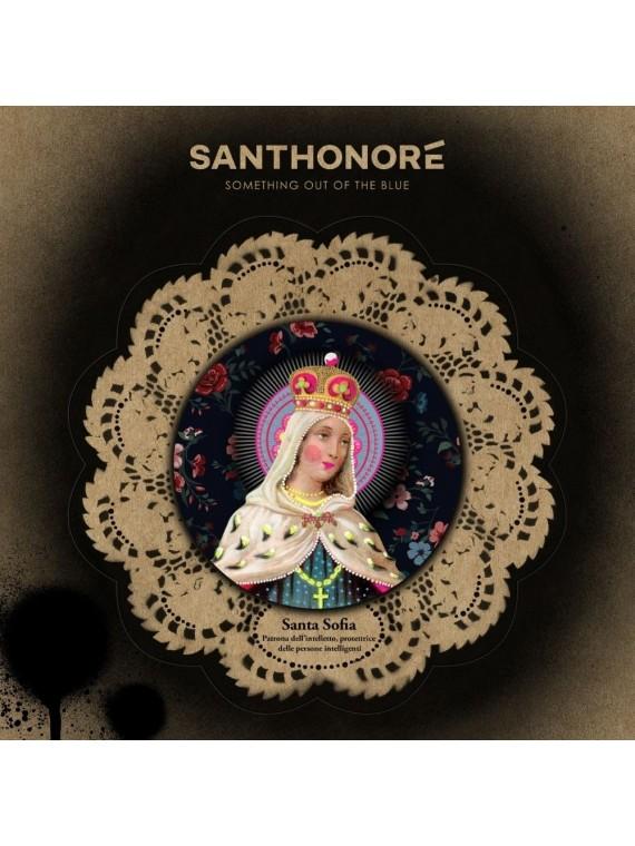 Santhonore pop icon - santa sofia