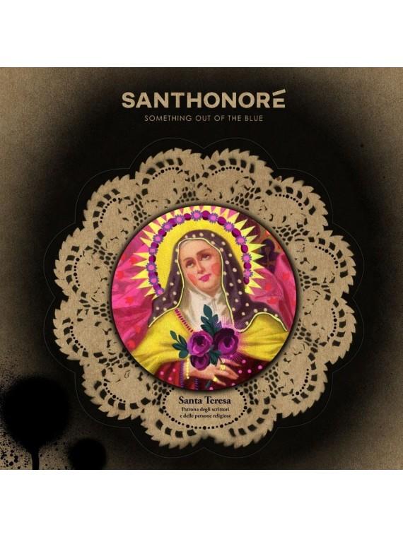 Santhonore pop icon - santa teresa