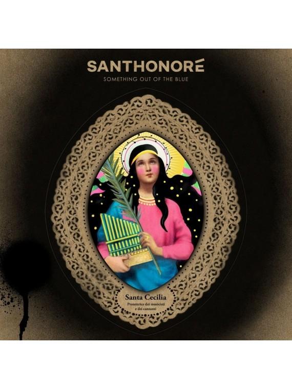 Santhonore pop icon - santa cecilia