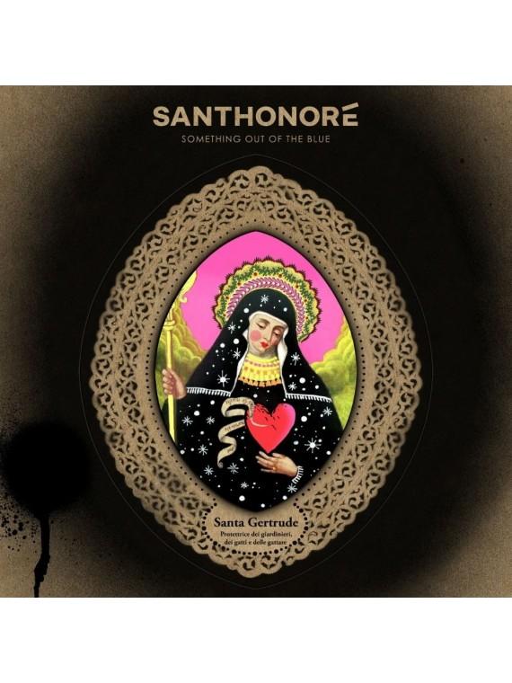 Santhonore pop icon - santa gertrude