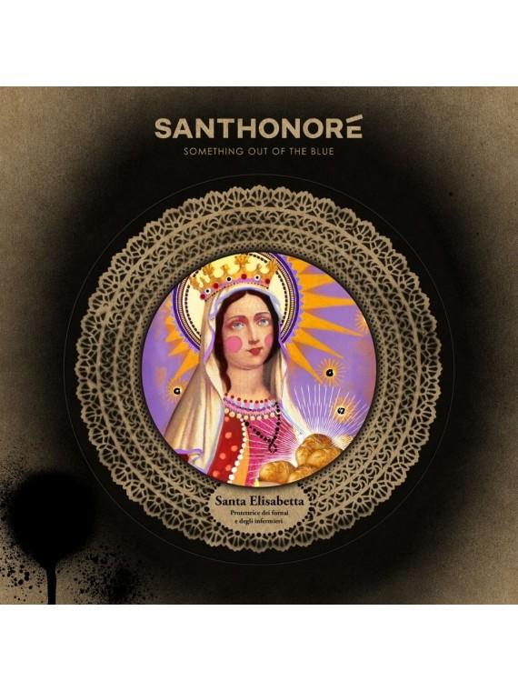 Santhonore pop icon - santa elisabetta