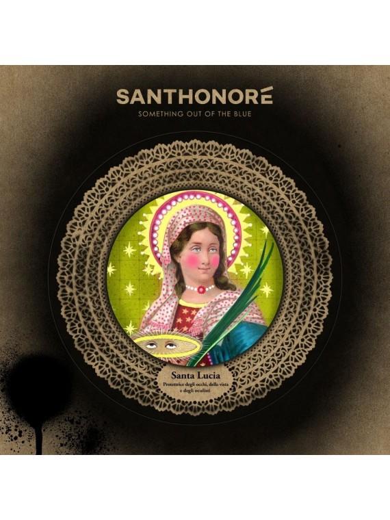 Santhonore pop icon - santa lucia
