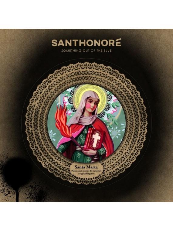 Santhonore pop icon - santa marta
