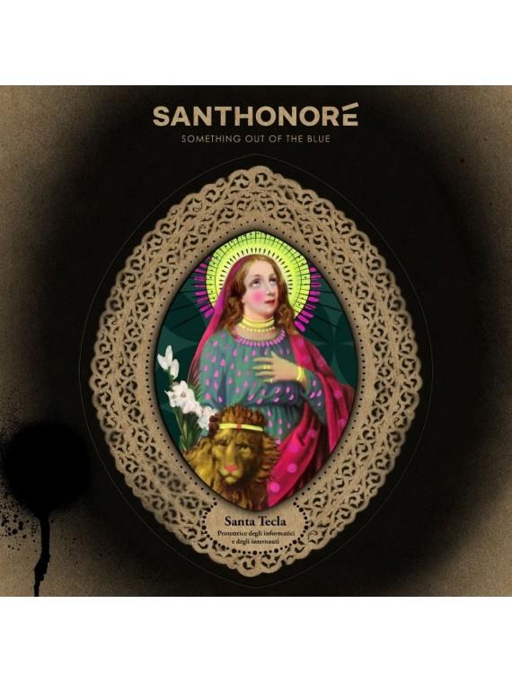 santhonore pop icon - santa tecla