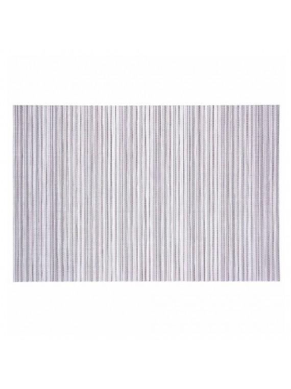 Tovaglietta Silver 30X45 Cm In Textilene
