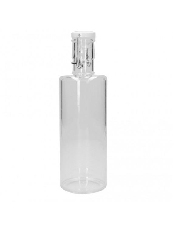Bottiglia Clear 1 Lt In Acrilico In Acrilico