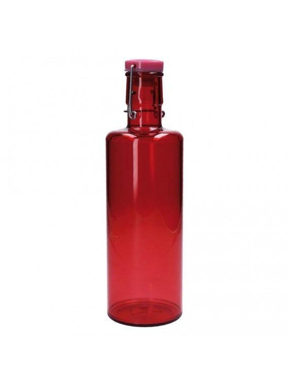 Bottiglia Strawberry 1 Lt In Acrilico In Acrilico