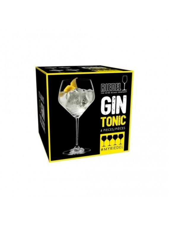 Riedel gin tonic set 4pz