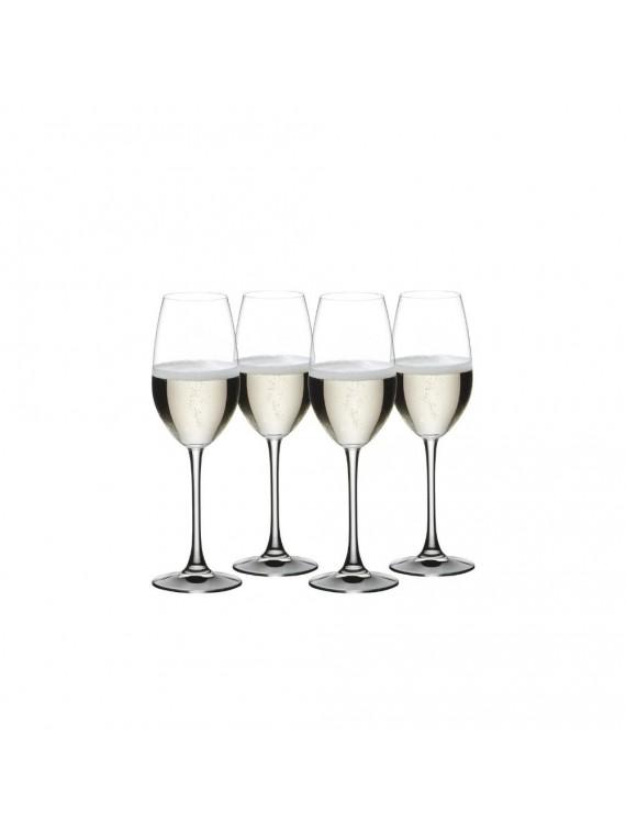 Nachtman Vivino champagne set 4pz