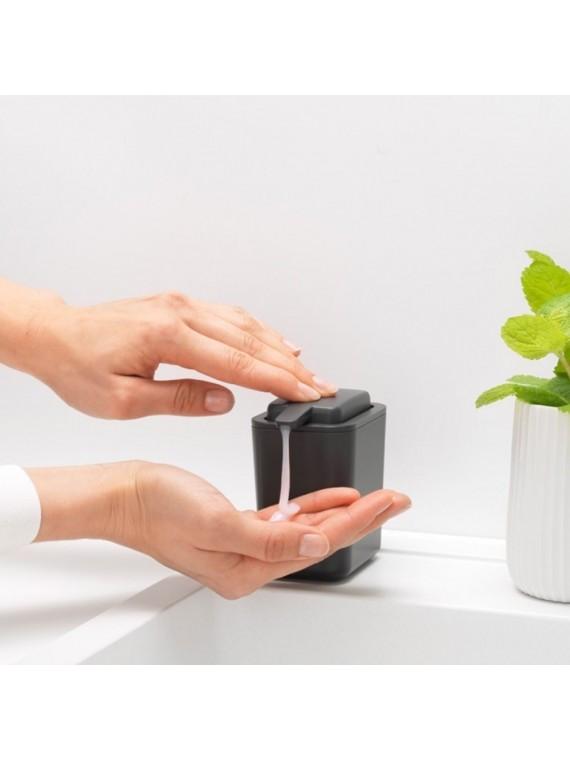 Brabantia Dispenser per sapone - Dark Grey