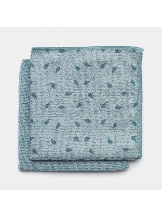 Brabantia Panni lavapiatti  set 2 pezzi - Mint