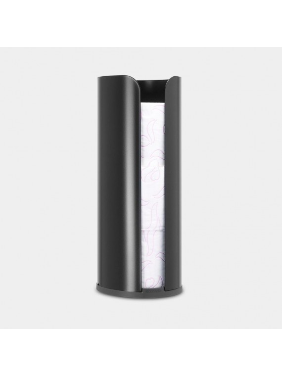 Brabantia ReNew Dispenser carta igienica - Matt Black