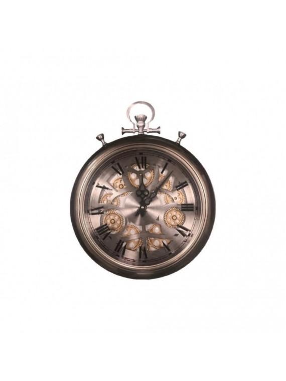 Brandani orologio cipollotto meccanismo a vista metal