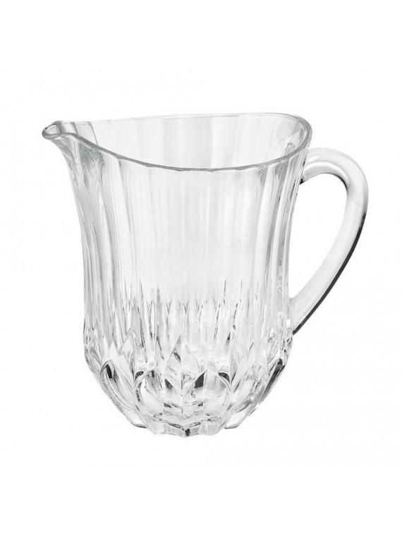 Brandani caraffa vela crystal glass