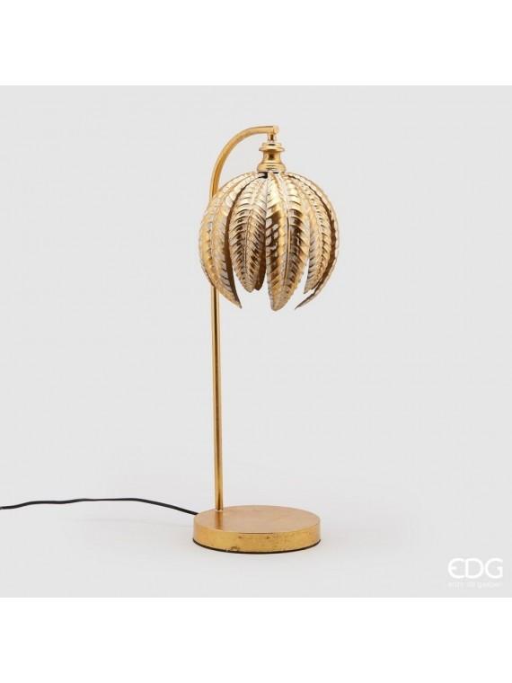 Edg lampada sfera foglie h67 28 23