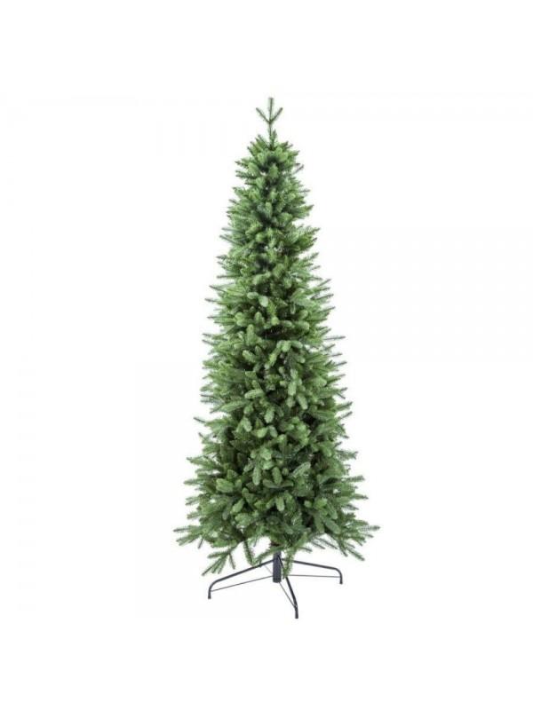 Albero monviso slim verde cm d31 h180 con 1026 rami