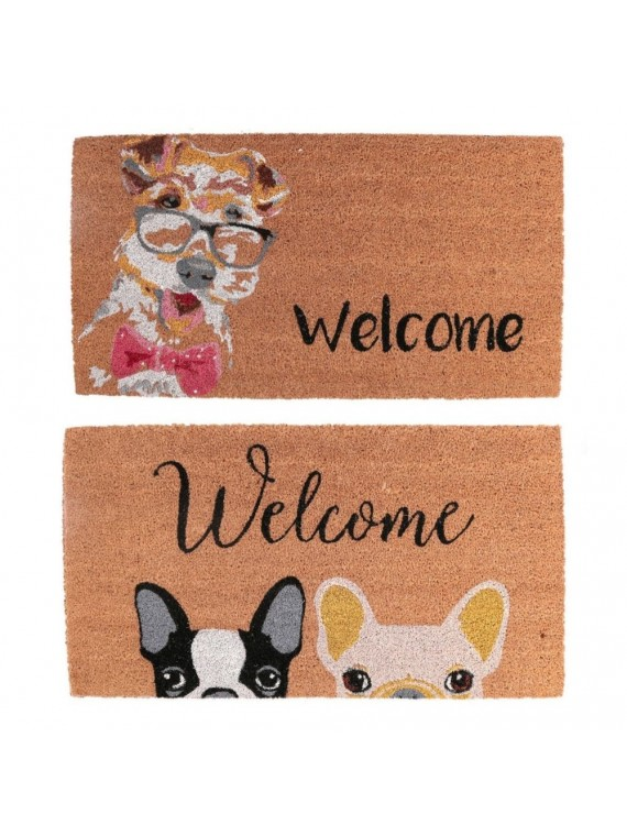 ZERBINO WELCOME DOG