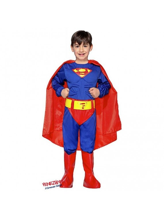 COSTUME SUPER EROE