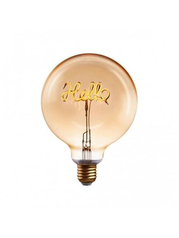 Bulb Letter