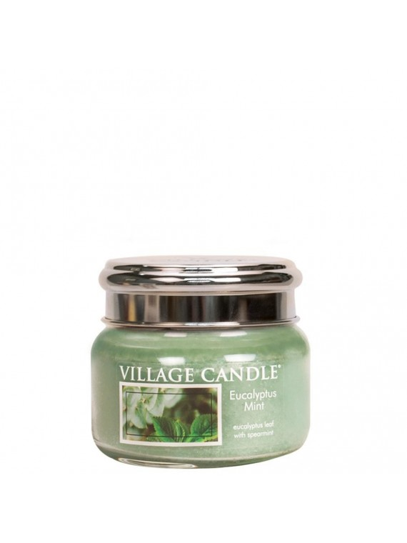 EUCALYPTUS MINT VILLAGE CANDLE