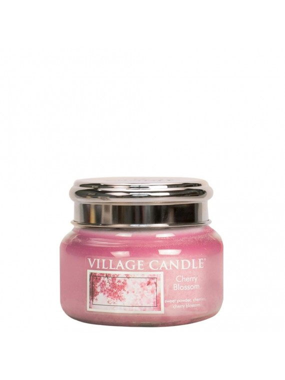 CHERRY BLOSSOM VILLAGE CANDLE