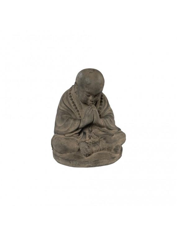 STATUA BUDDHA IN PREGHIERA