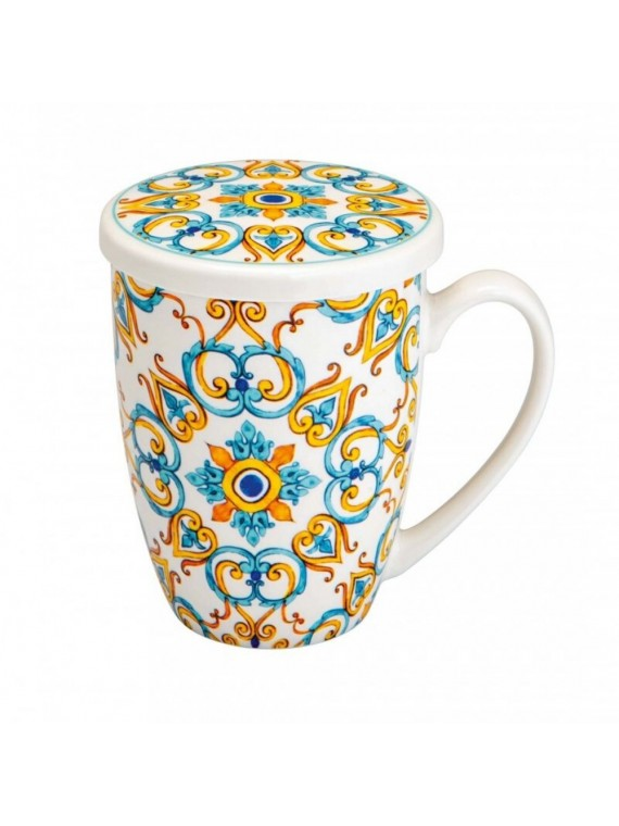 MUG MEDICEA CUORE NEW BONE CHINA