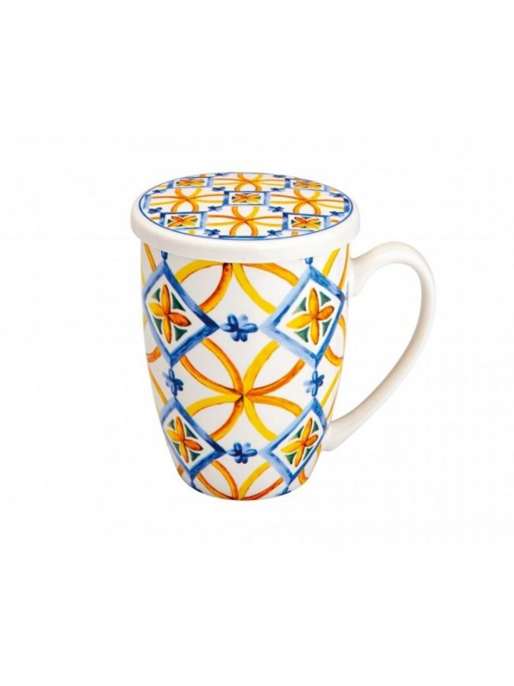 MUG MEDICEA ANELLI NEW BONE CHINA