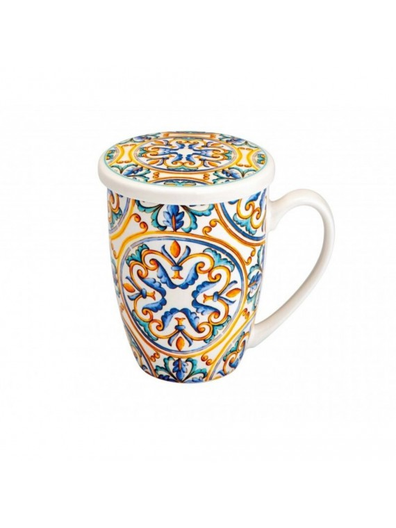 MUG MEDICEA ROSONE NEW BONE CHINA