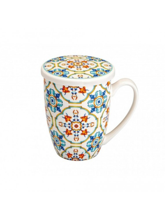 MUG MEDICEA FIAMMA NEW BONE CHINA