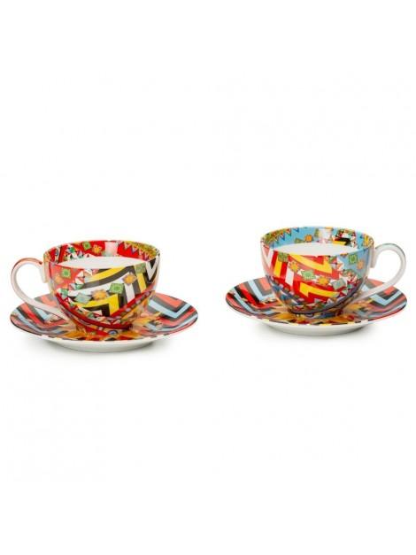 SET 2TAZZE CAFFE MEDITERRANEA 12