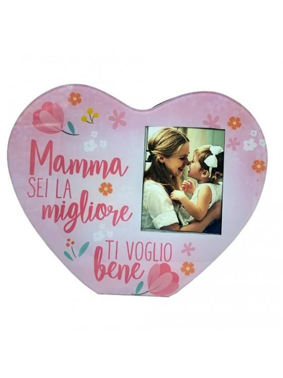 CORNICE CUORE MAMMA