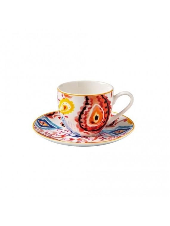 TAZZINA CAFFE SAMBA SET 2 PZ