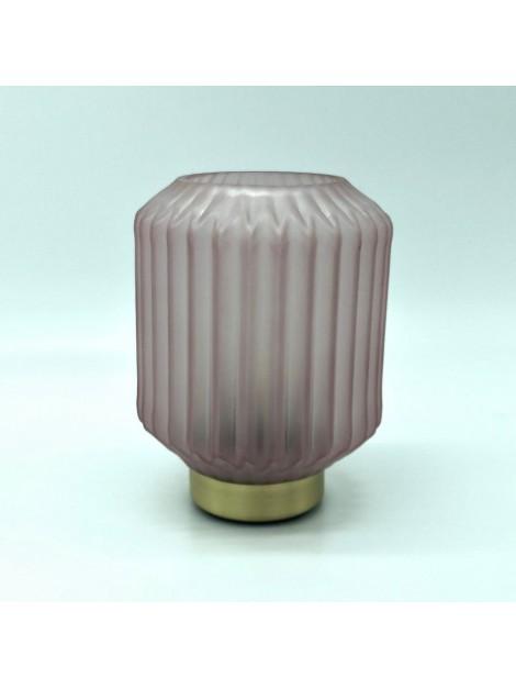BRIGHT LAMP ROSA CHIARO PICCOLA