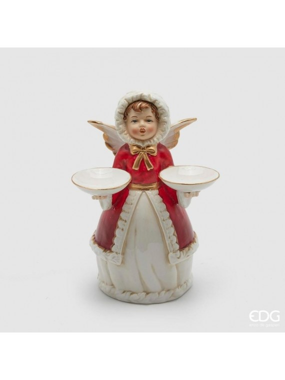 PORTACANDELA ANGELO KID X2 H17